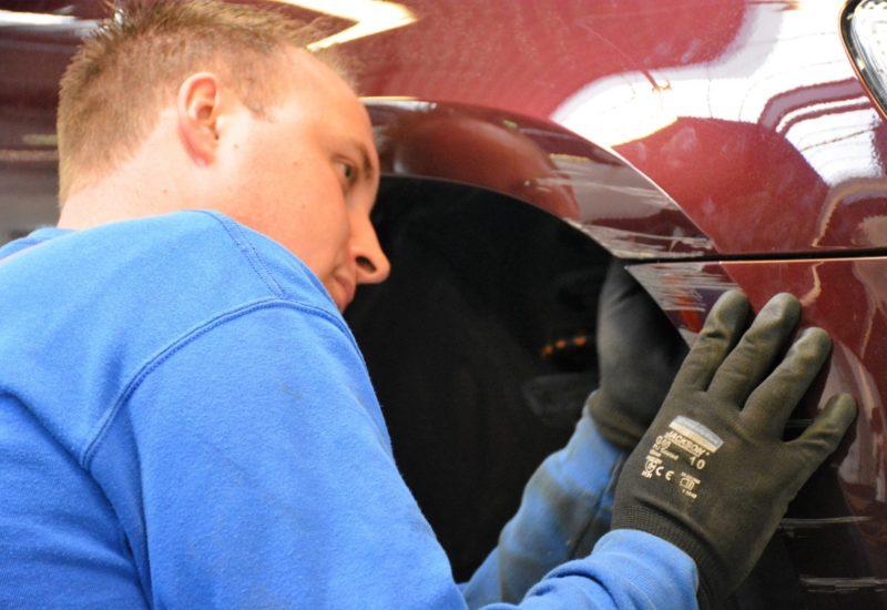 Auto reparatie