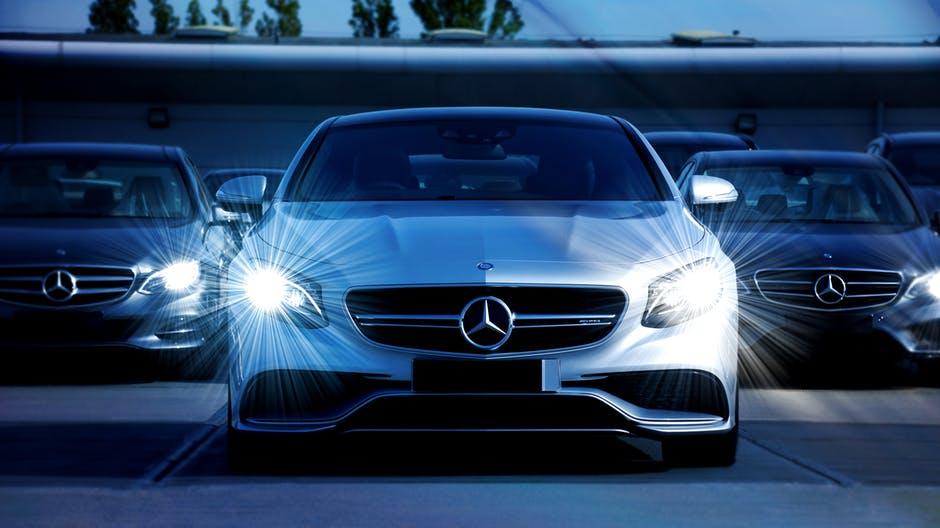 Mercedes modellen