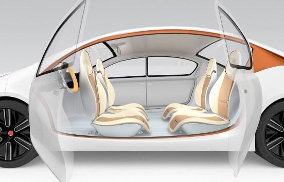 auto van de toekomst2 | De auto's van de toekomst, gebaseerd op de trends van vandaag