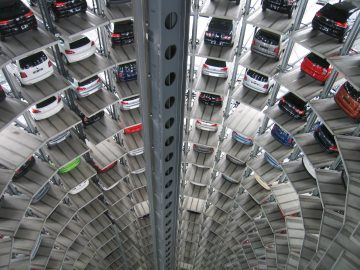 De invloed van digitalisering op de auto industrie