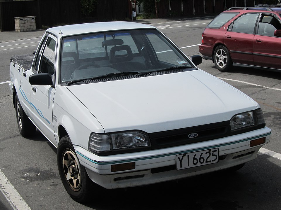 Ford Bantam (2e generatie)
