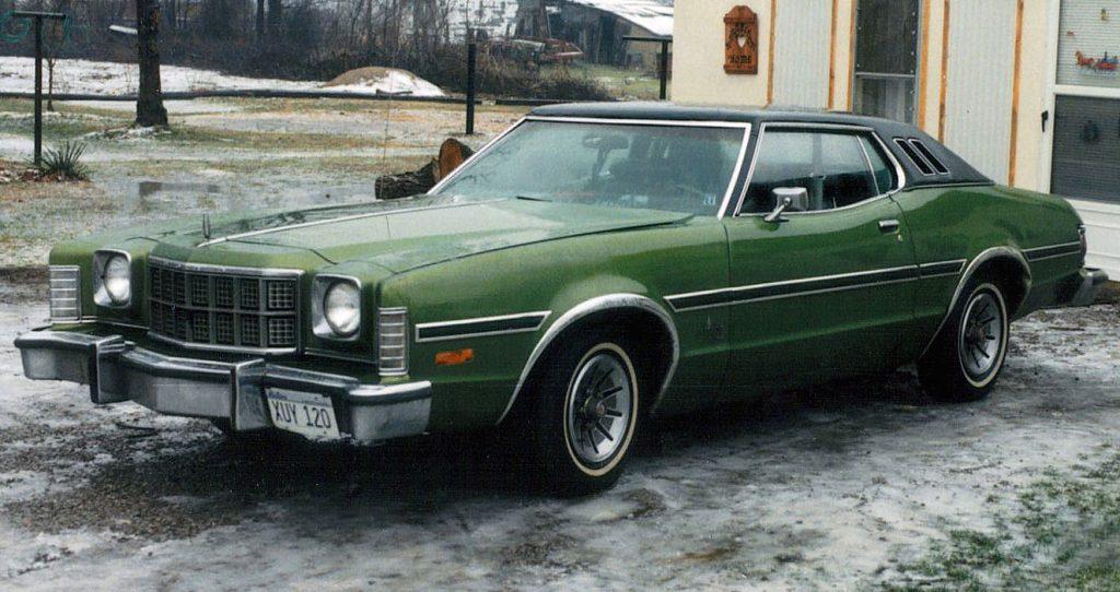 Ford Elite Gran Torino uit 1974